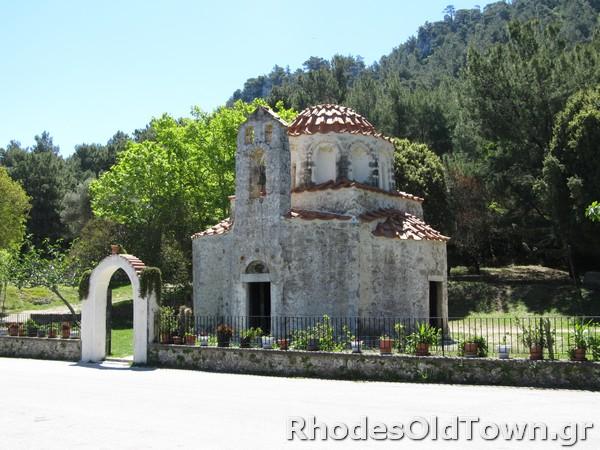 Fountoukli (Agios Nicolaos – Szent Miklós)