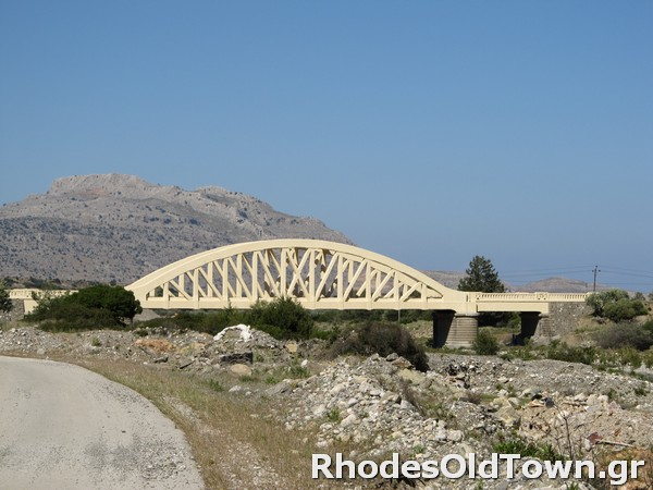 Gadouras régi híd