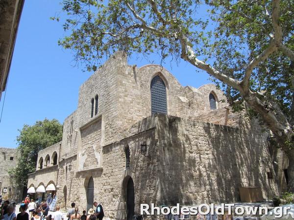 A kastély asszonyának temploma