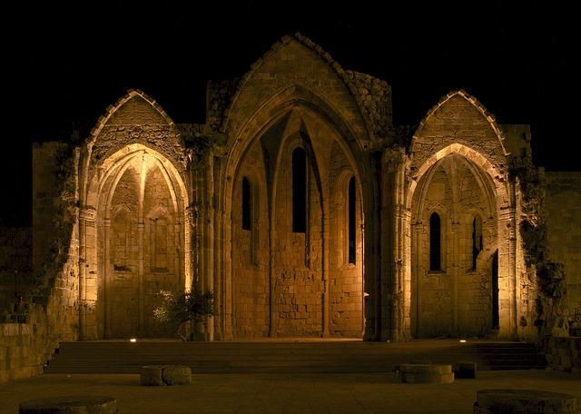 Oude stad van Rhodos: reisgids en bezoekersinformatie