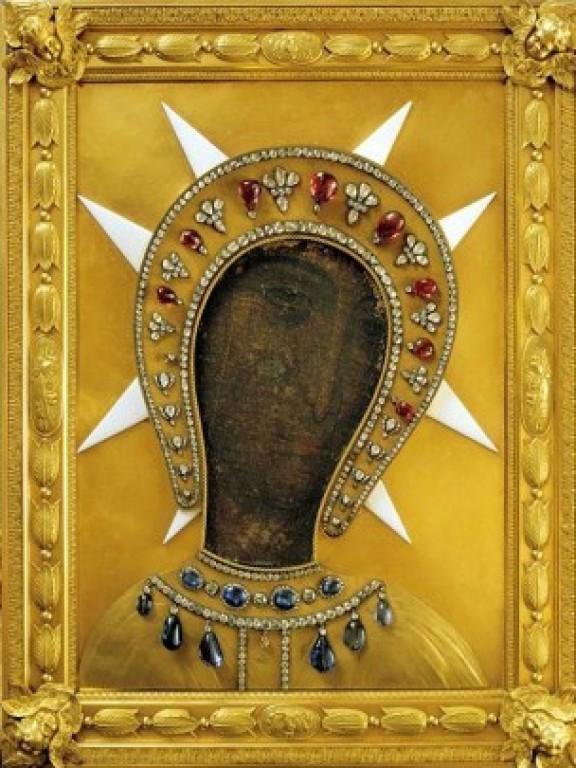 Η αυθεντική εικόνα της Παναγίας της Φιλερήμου