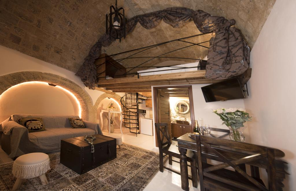 Athina Boutique Houses Old Town Rhodes