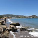 Zee, zand en rotsen