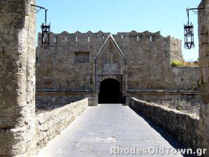 Saint John Gate Kokkini Porta