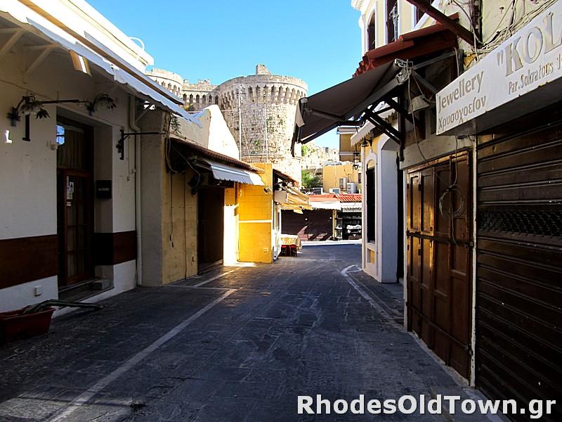 Aiolou street (Αιόλου)