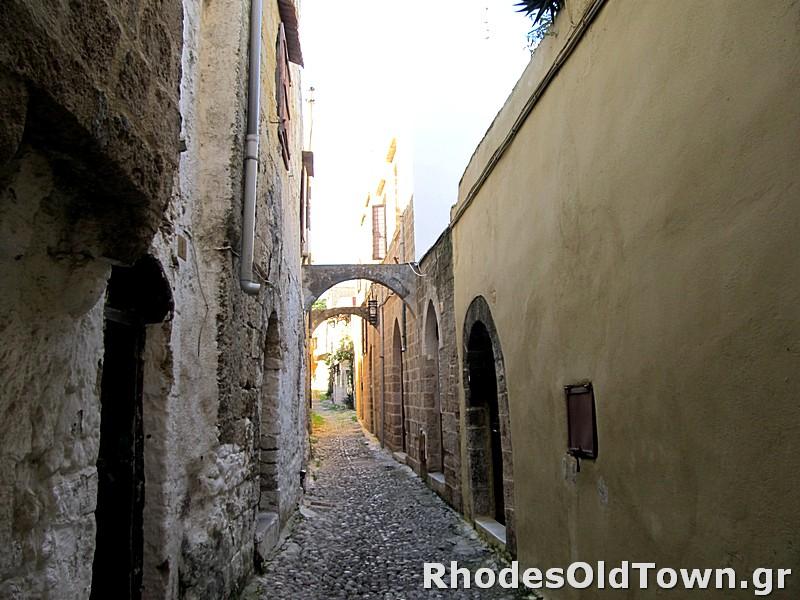 Andronikou street (Ανδρόνικου)