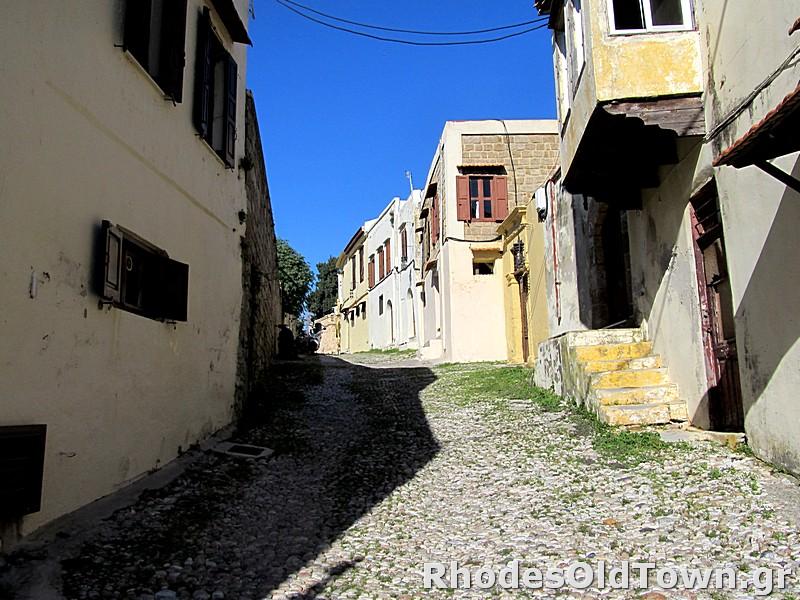 Antiotheiou street (Αντιοθείου)