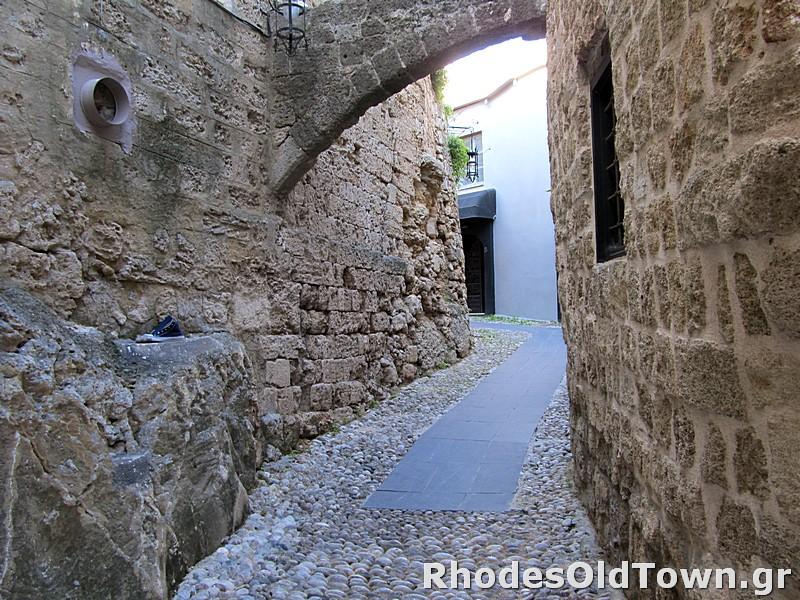 Archelaou street (Αρχελάου)