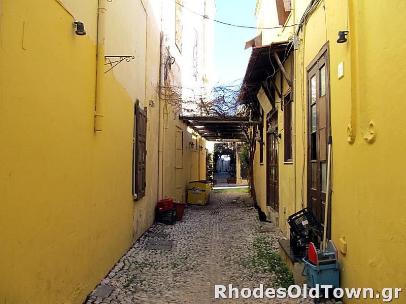 Dimokritou street (Δημοκρίτου)