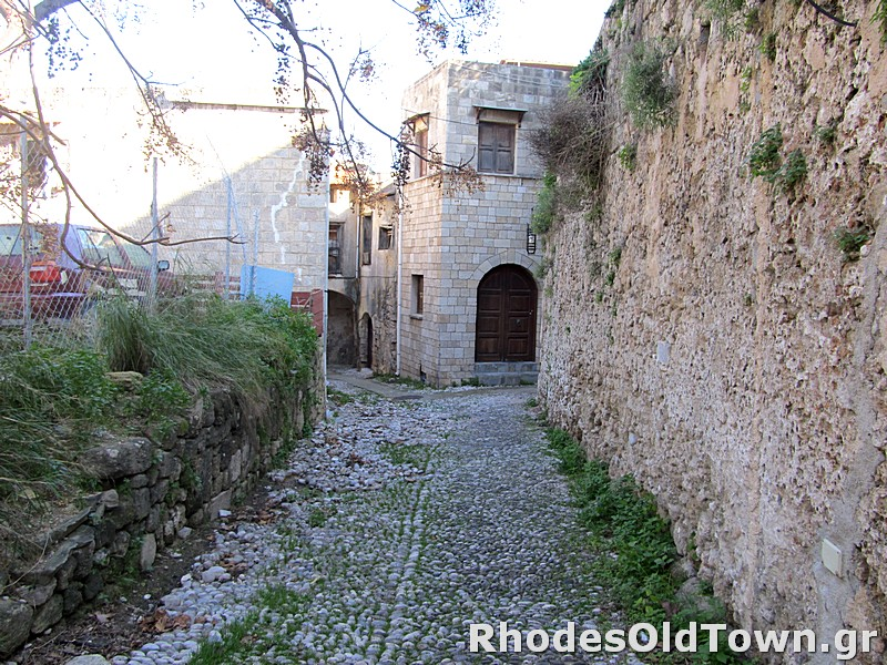Ergeiou street (Εργείου)