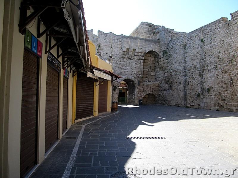 Ermou street (Ερμού)