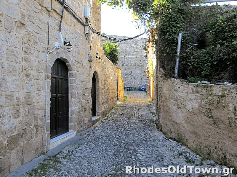 Ippodamou street (Ιπποδάμου)
